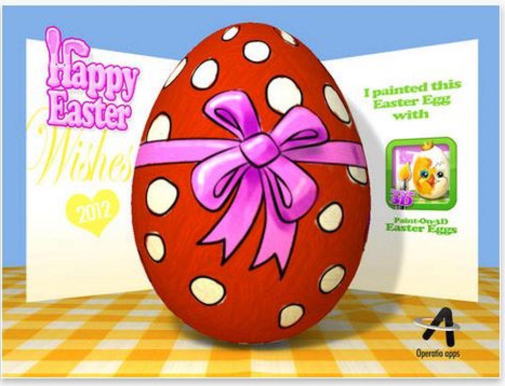 3 Educational Easter Themed Apps for Children
