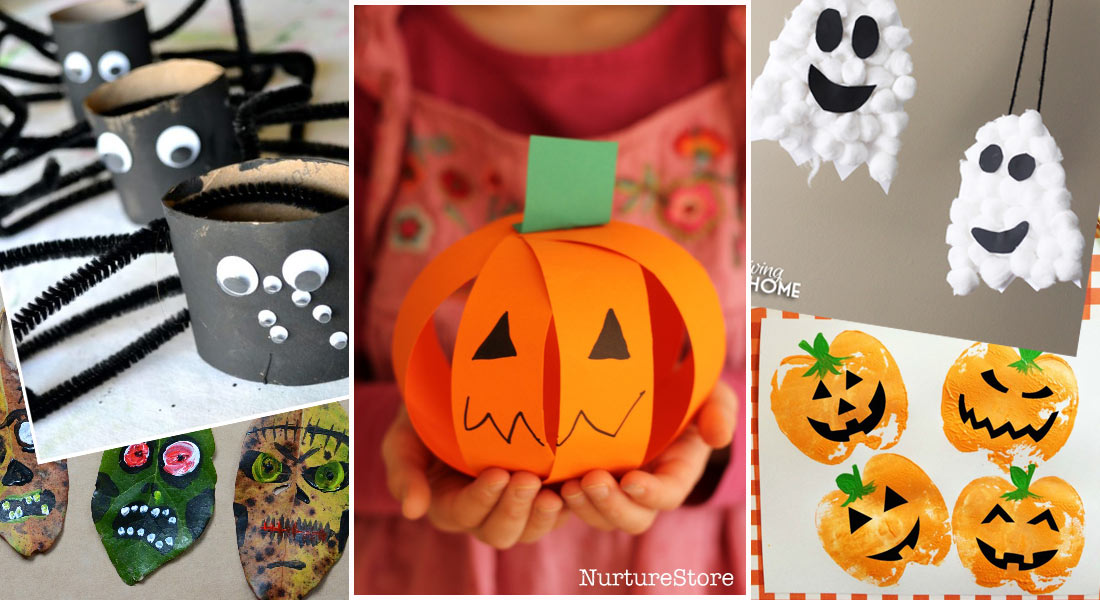 halloween activities for early childhood educators