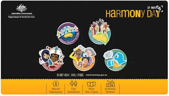 harmony day app