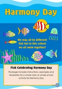 harmony day fish