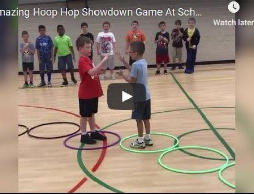 Hoop Hop Showdown
