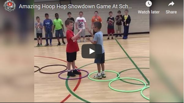 Hoop Hop Showdown